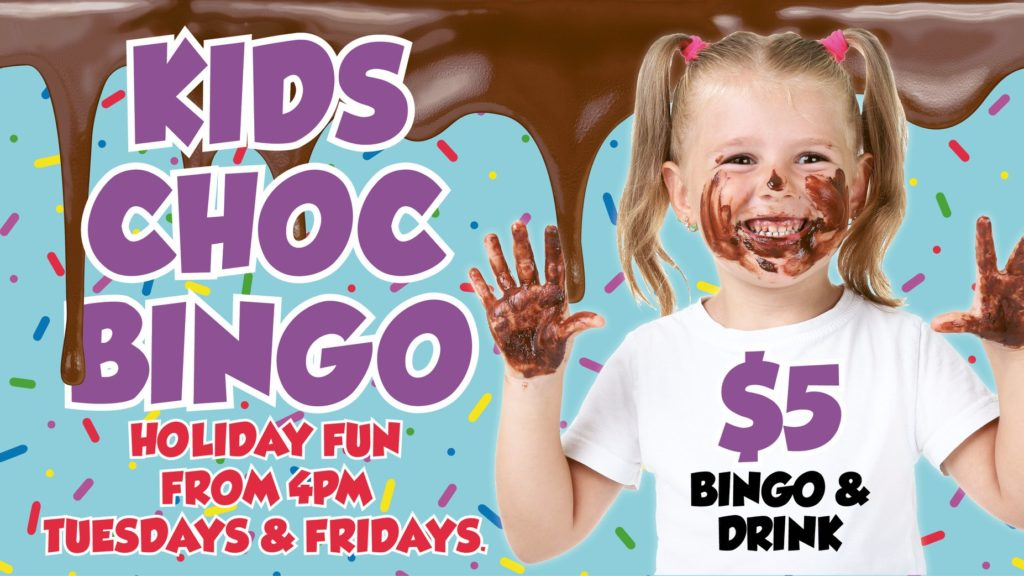 Kids Chocolate Bingo