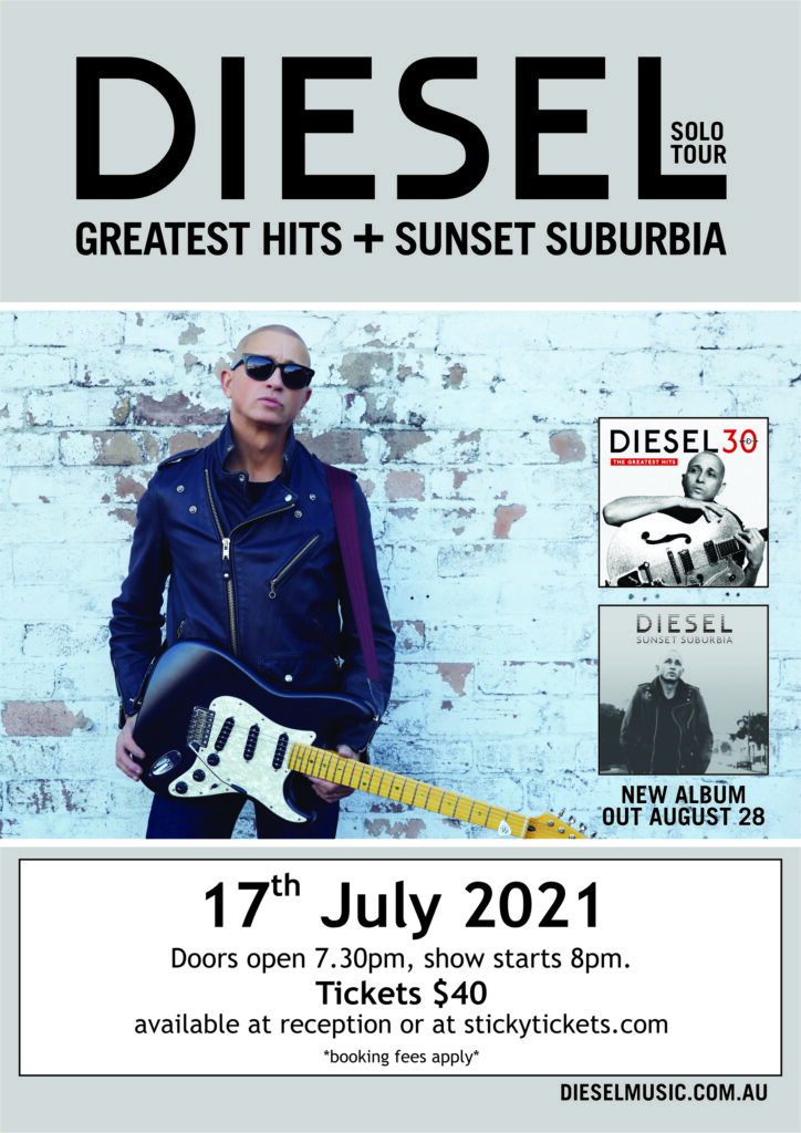 Diesel Solo Tour - 17th July 2021