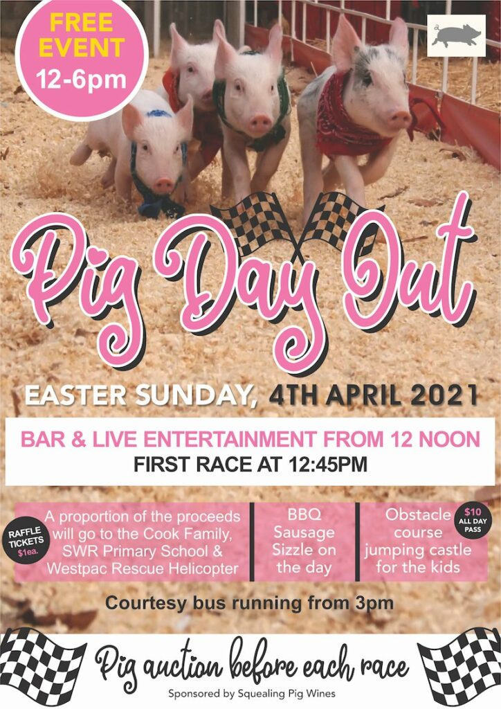 Pig Day Out 2021